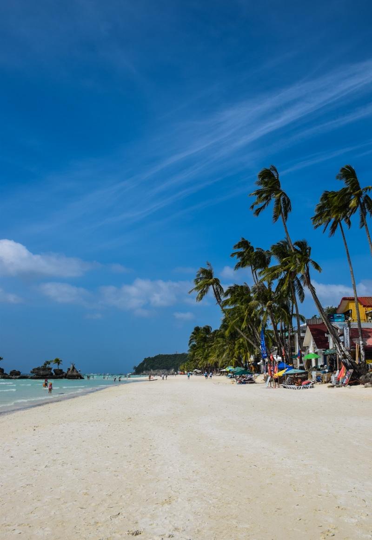 White Beach Boracay Philippines