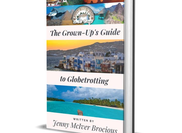 Round the World in 30 Days Book