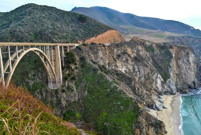 Bixby Bridge Big Sur California PCH