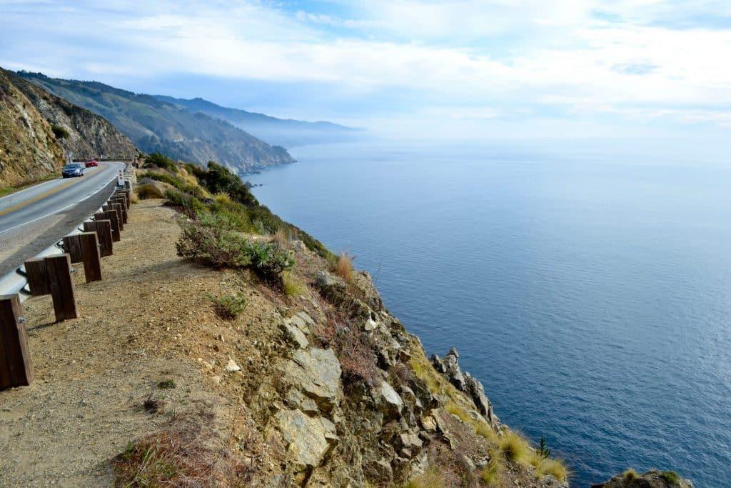 Pacific Coast Highway Road Trip Views