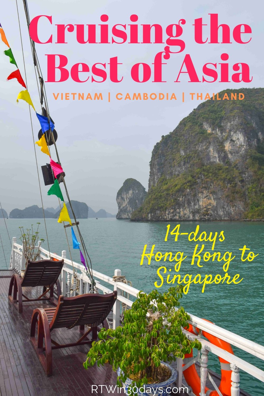 Asia Cruises Vietnam Cambodia Thailand