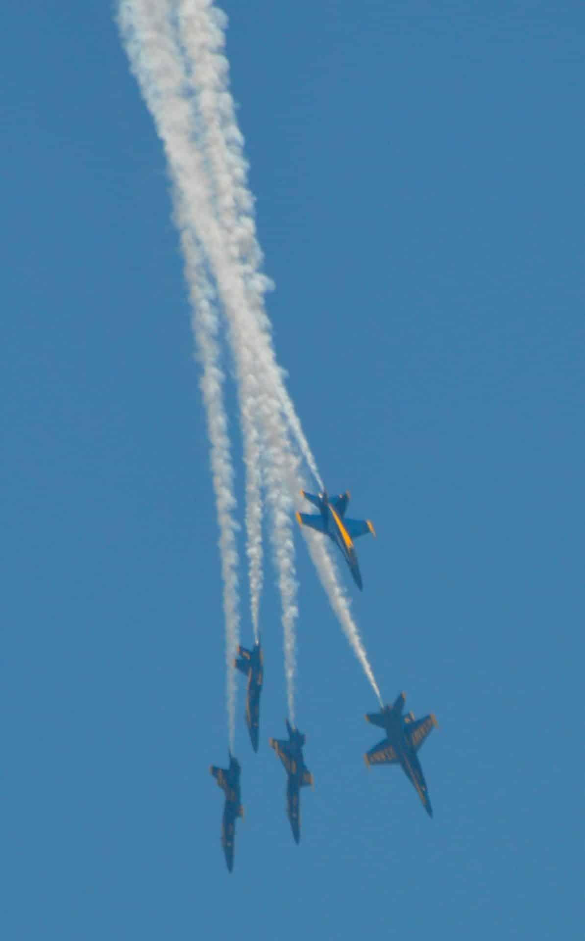 Blue Angels Pensacola Beach