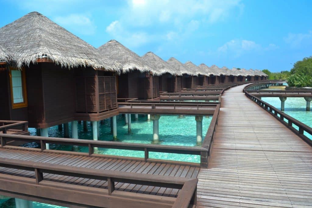 Sheraton Maldives Overwater Bungalows