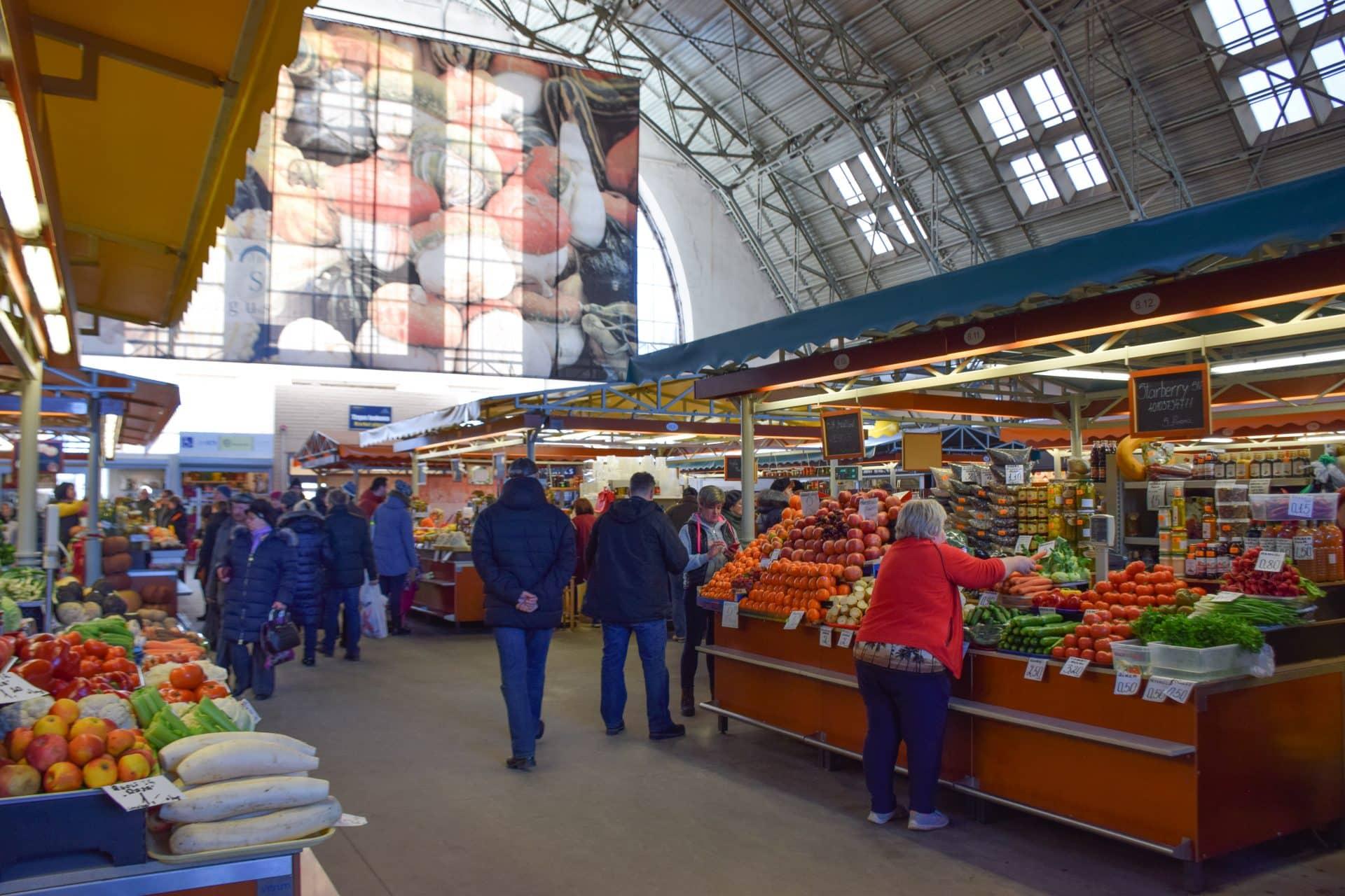 Riga Central Market