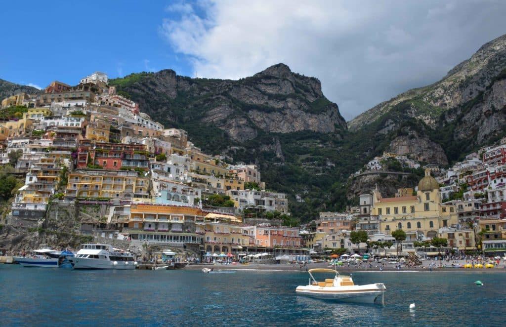 Amalfi Coast Italy Positano