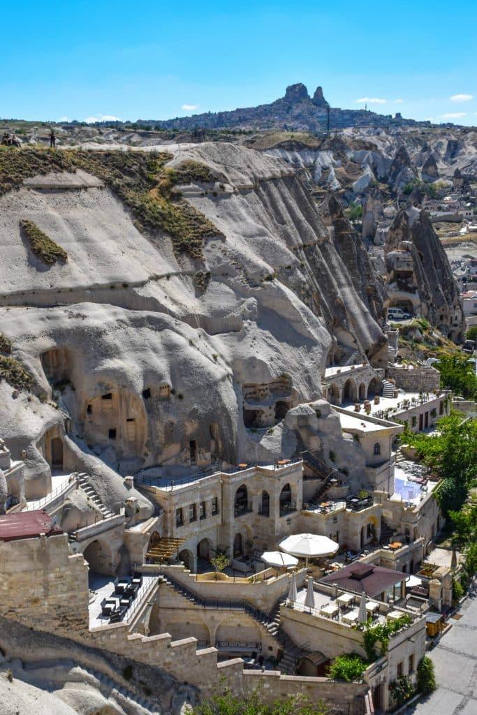 Cappadocia Cave Hotel Turkey