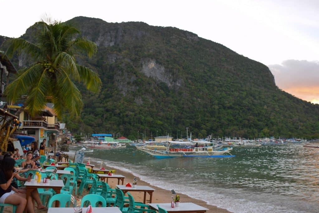 El Nido Beach Palawan