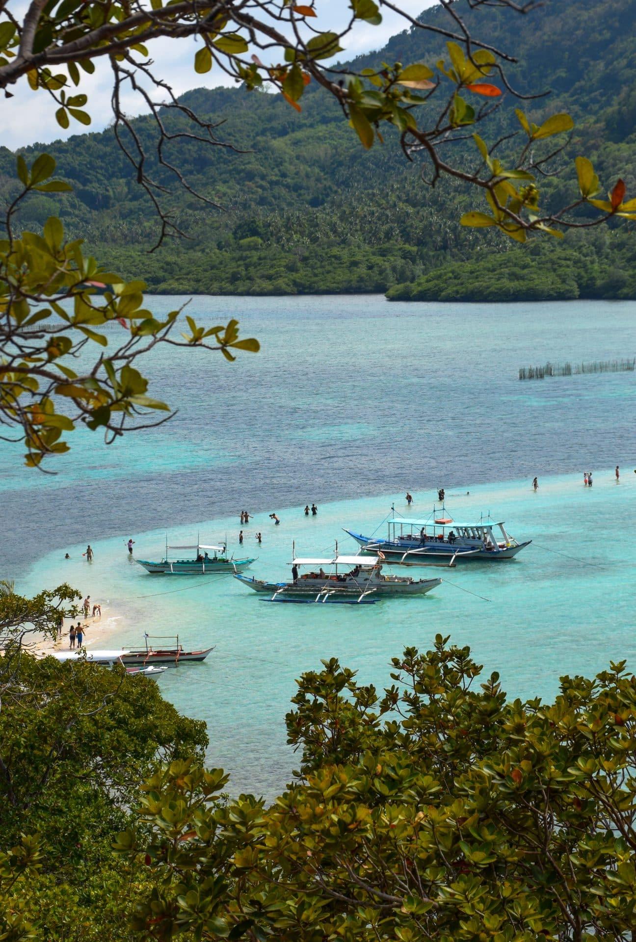 Snake Island El Nido Beaches Palawan