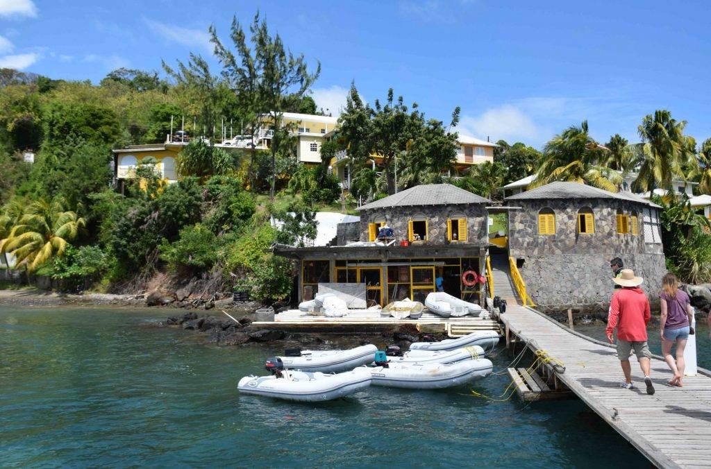 Barefoot Offshore Sailing School St Vincent Caribbean