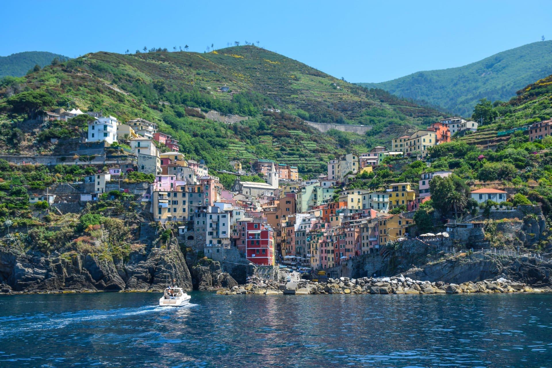 Cinque Terre Towns Italy