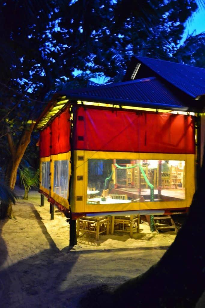 Little Corn Beach & Bungalow Restarant Nicaragua