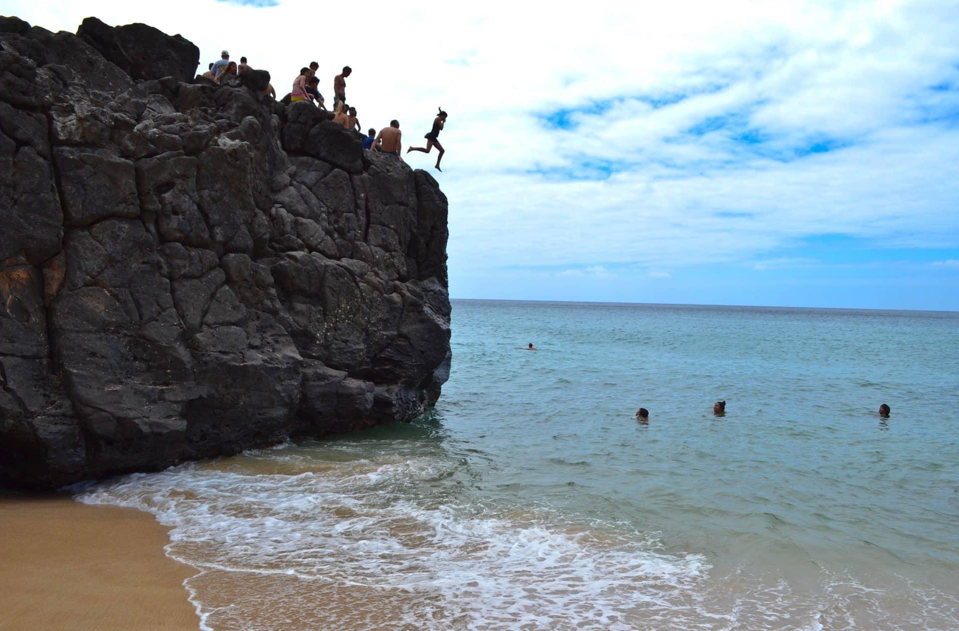 Waimea Bay Oahu Hawaii