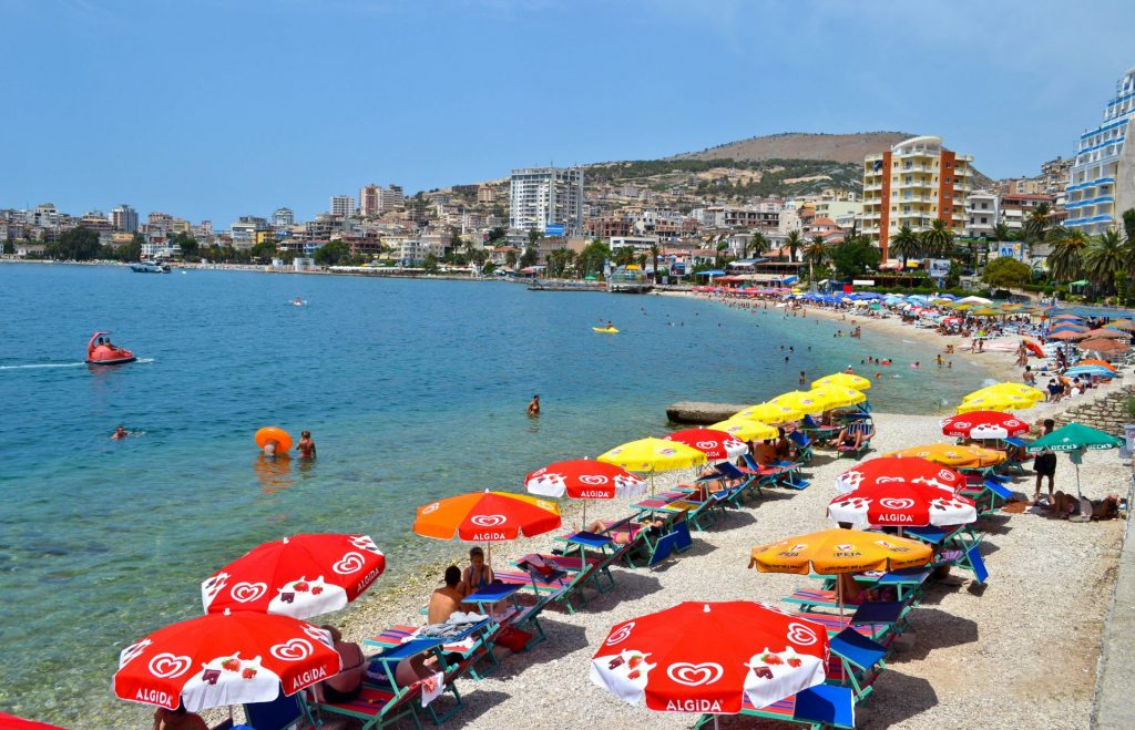 Albania Beaches Albanian Riviera Saranda