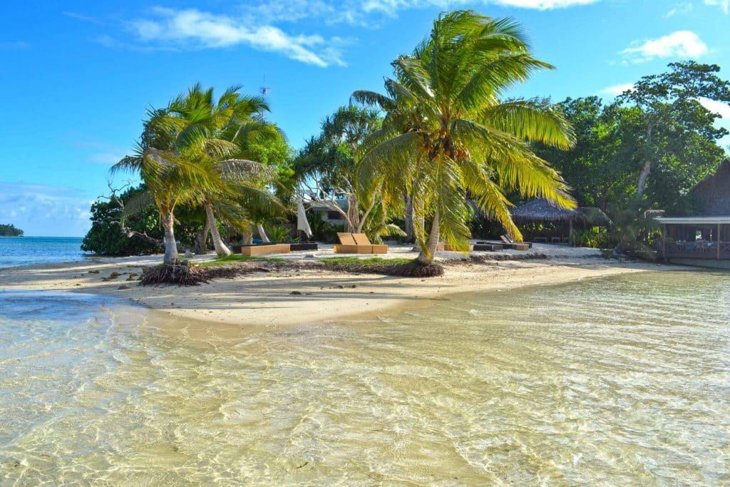 Erakor Island Resort Vanuatu Beach
