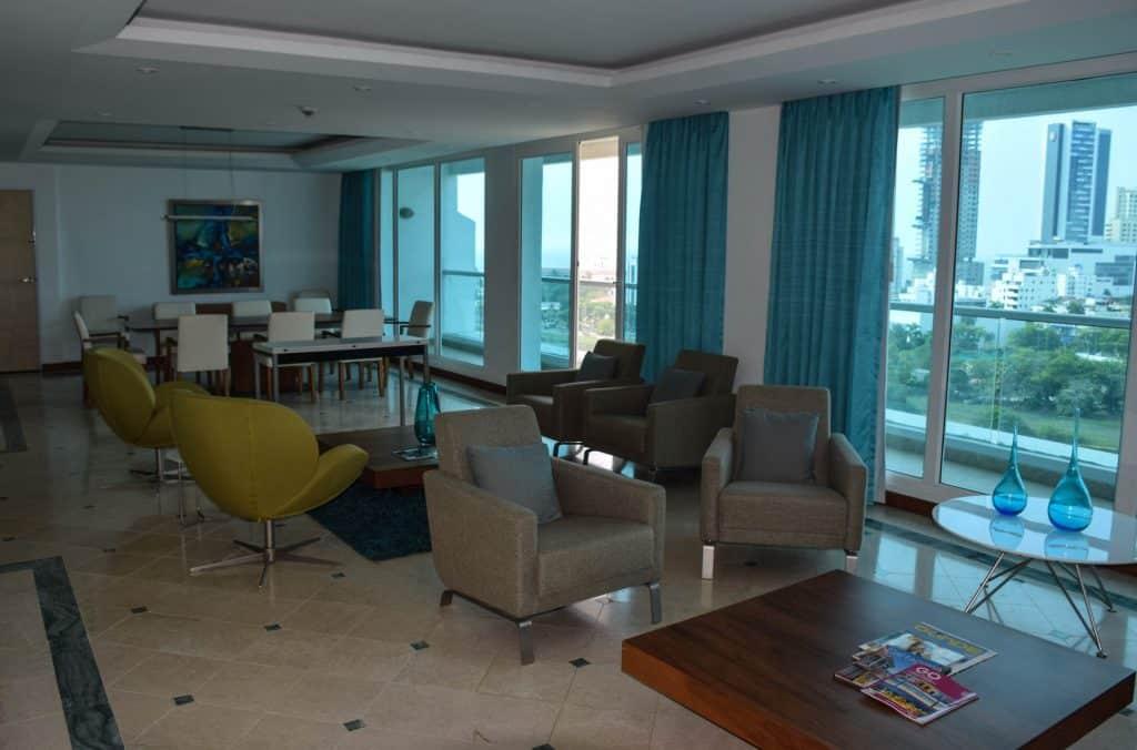 Hilton Cartagena Presidential Suite