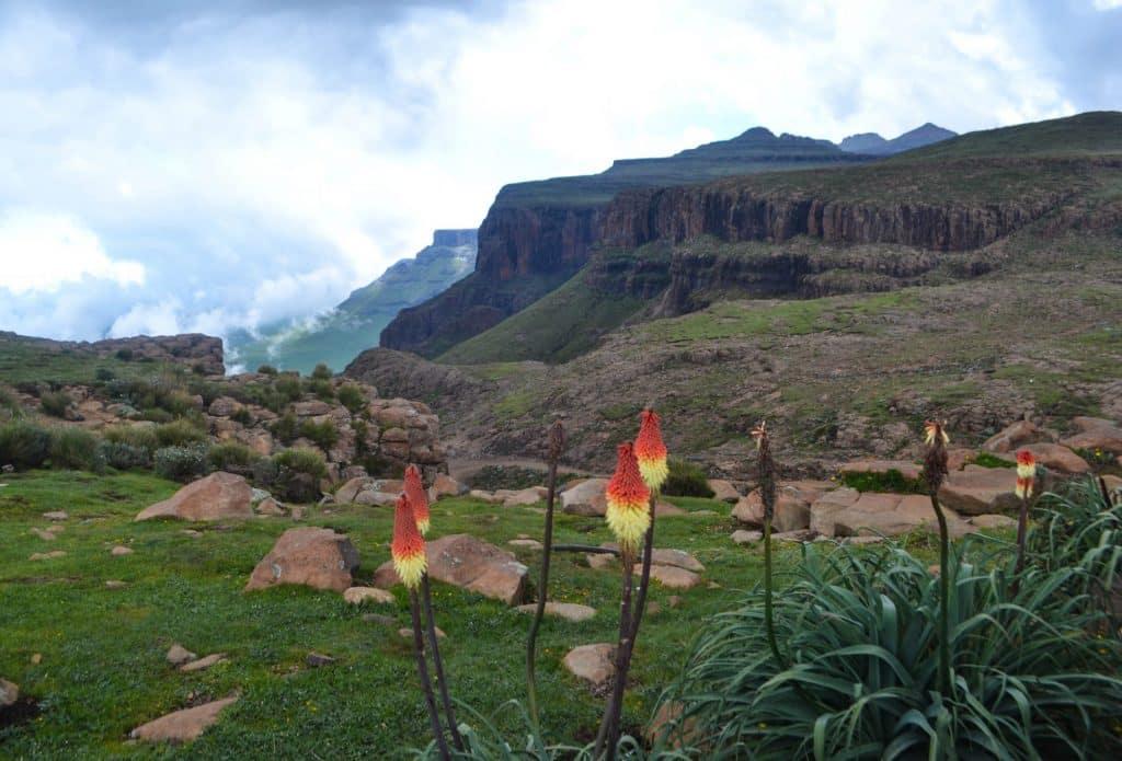 Lesotho Africa Sani Pass