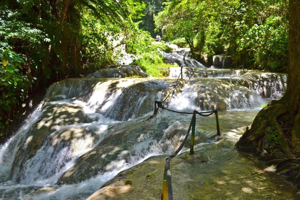 Mele Cascades waterfalls Vanuatu