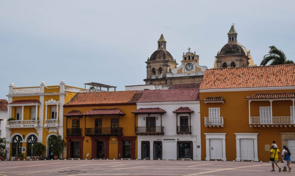 Things to do in Cartagena Plaza Aduana