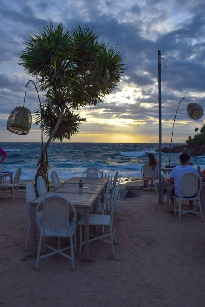 Sandy Bay Restaurant Nusa Lembongan