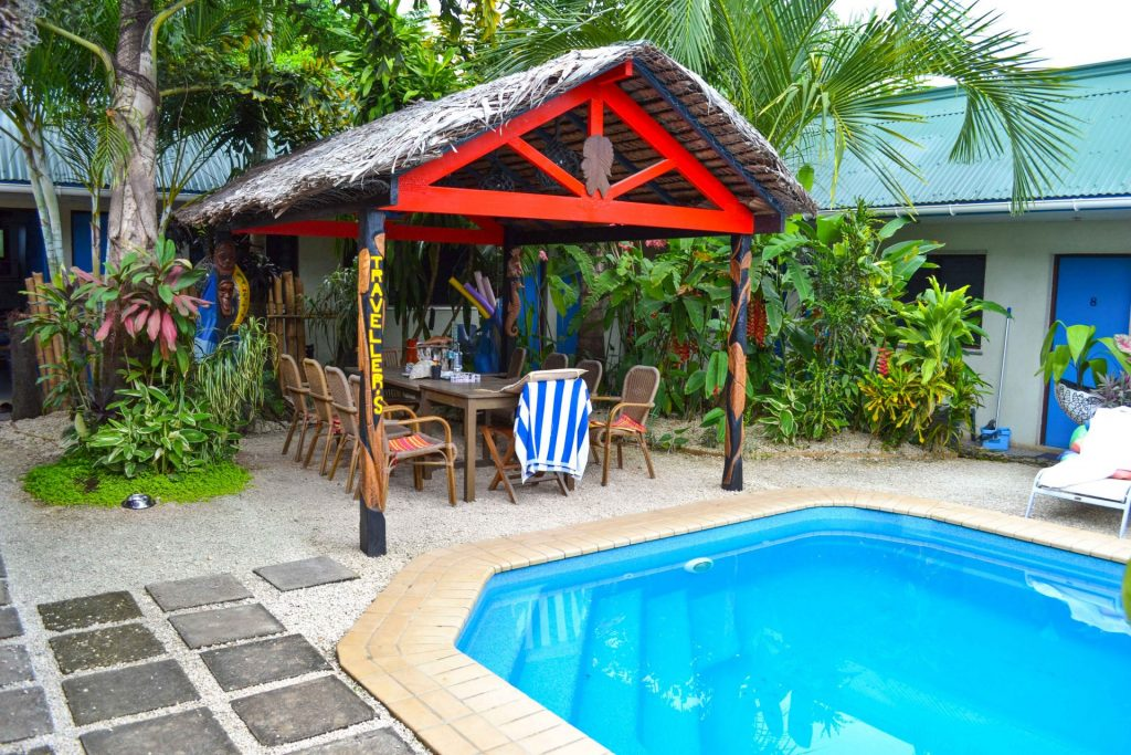 Vanuatu Port Vila Travellers Budget Motel