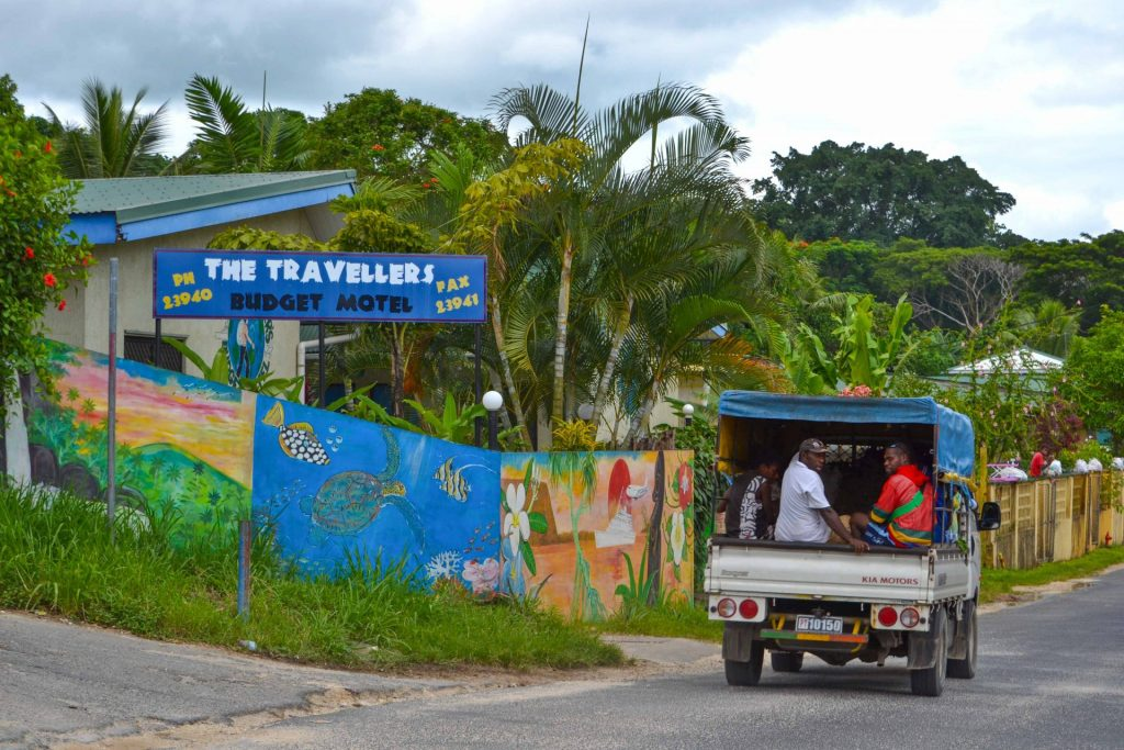 Travellers Budget Motel Port Vila Vanuatu