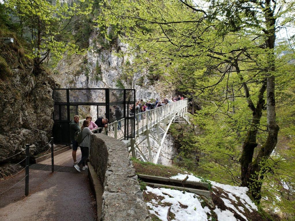 Marienbrucke Bridge Neuschwanstein Photo spots