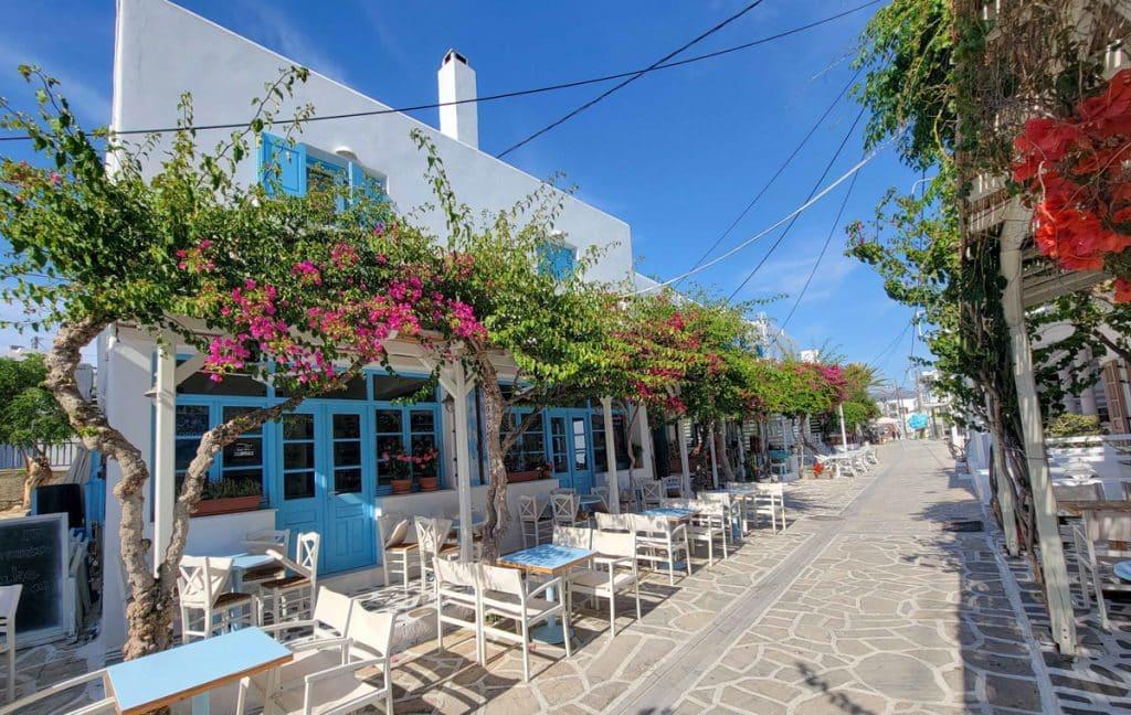 Chora Antiparos Island Paros Greece