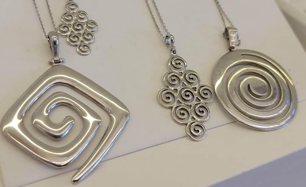 Greek Key jewelry