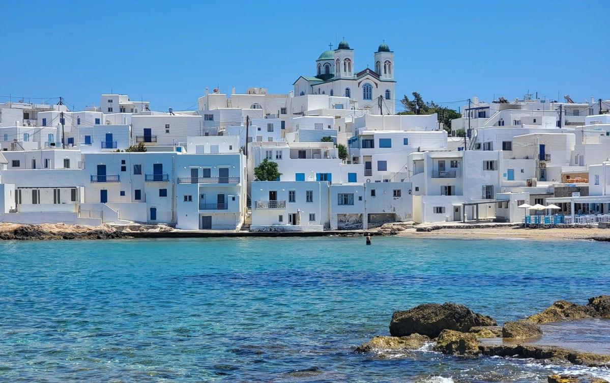 Paros Antiparos Greek Islands