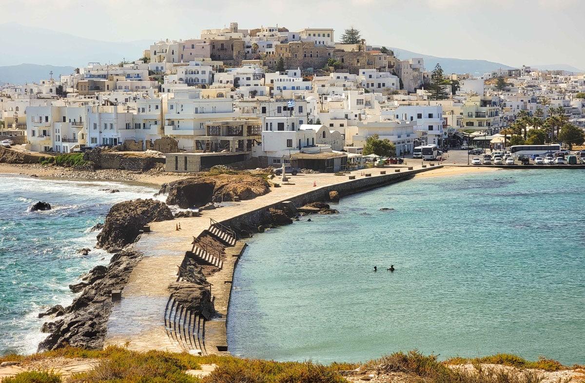 Naxos Chora Best Greek Islands